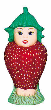 #2562 Baby Bloom - Strawberry Bloomer  4 1-2