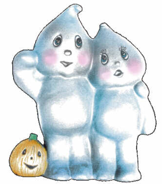#2619 Ghost, Two Standing  5