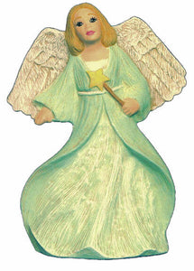 #2648 Angel Standing with Star (Large)  6""