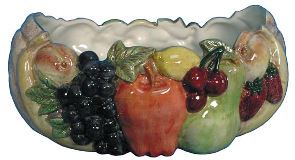 #2830 Fruit Bowl (Large)  10