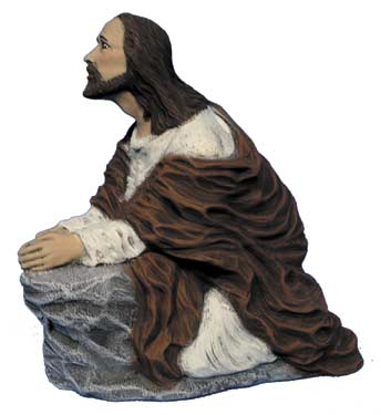 #2834 Jesus at The Rock  6 1-2