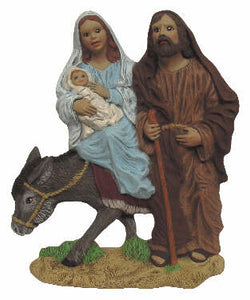 #2851 Flight into Egypt  7""