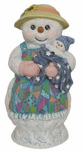 #2911 Mother & Snowbaby  6""