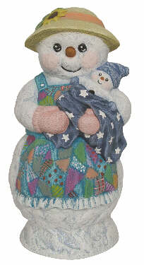 #2911 Mother & Snowbaby  6