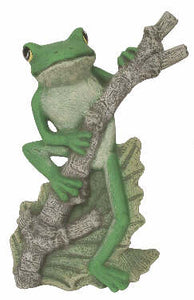 #2922 Tree Frog on Branch  5 1-2""
