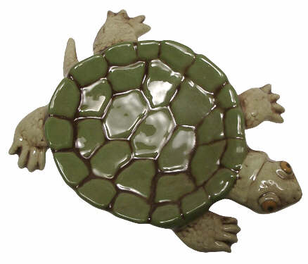 #2930 Tea Bag Holder - Turtle  4