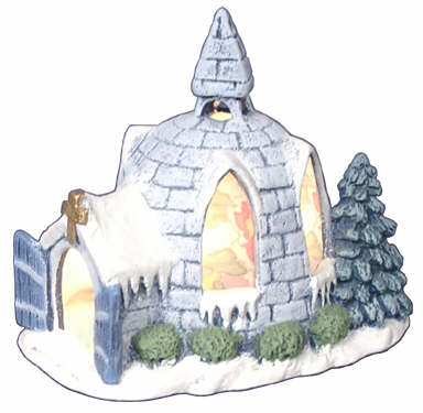 #2948 Igloo Church  5