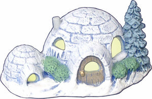 #2951 Igloo Home (Small) with Dog House  4""
