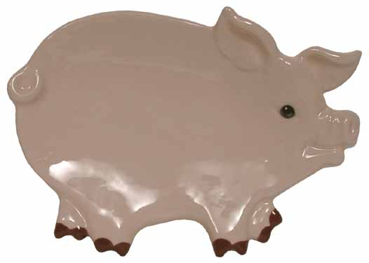 #2973 Tea Bag Holder - Pig  4