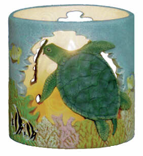 #3043 Candleholder - Sea Turtle  4