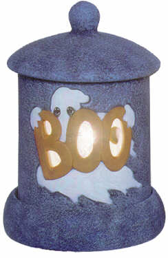 #3062 Candleholder - Ghost with Boo  4