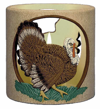 #3077 Candleholder - Turkey  4