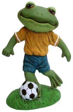 #3310 Hoppy Soccer Player - 4 1-4