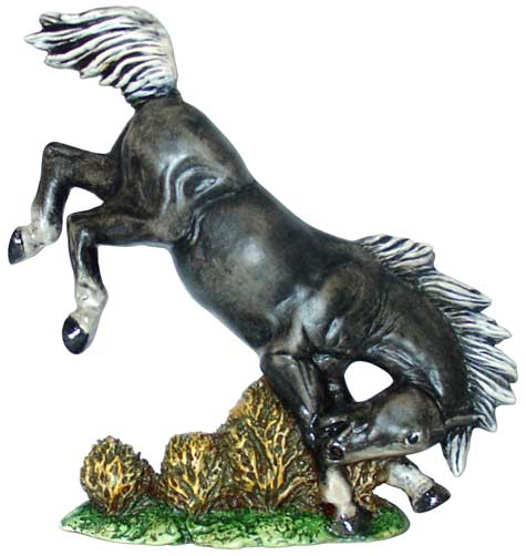 #3376 Small Stallion Bucking  5