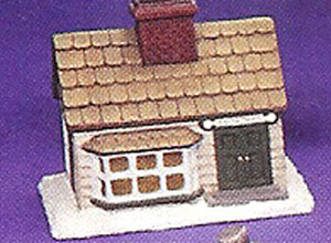 B326 Village Shoppe Ceramic Molds