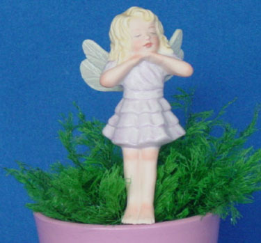 S1534 Flying Fairy Ceramic Mold