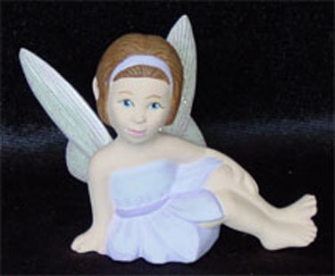 S1576 Flower Pot Fairy Ceramic Mold