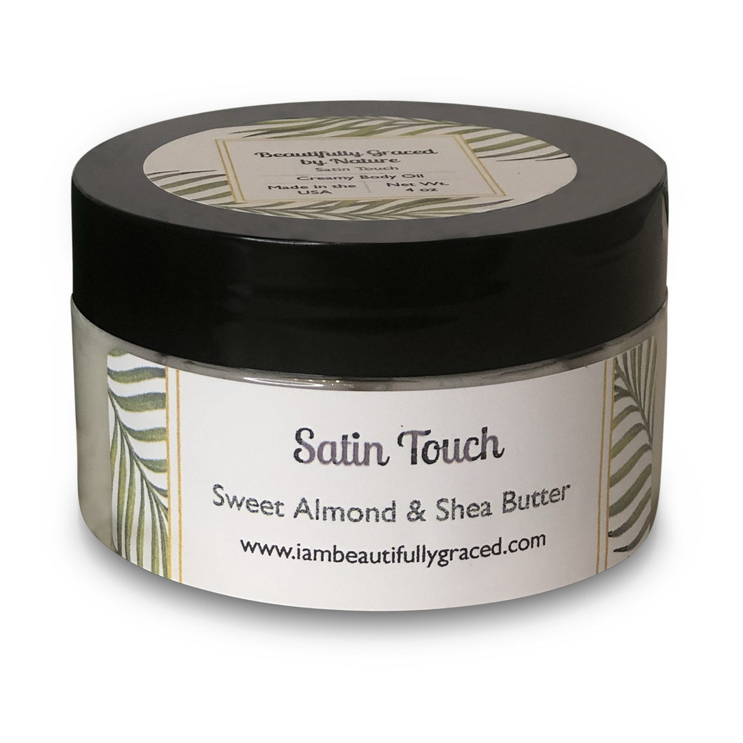 Satin Touch Body Oil