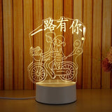 Cartoon Night Light