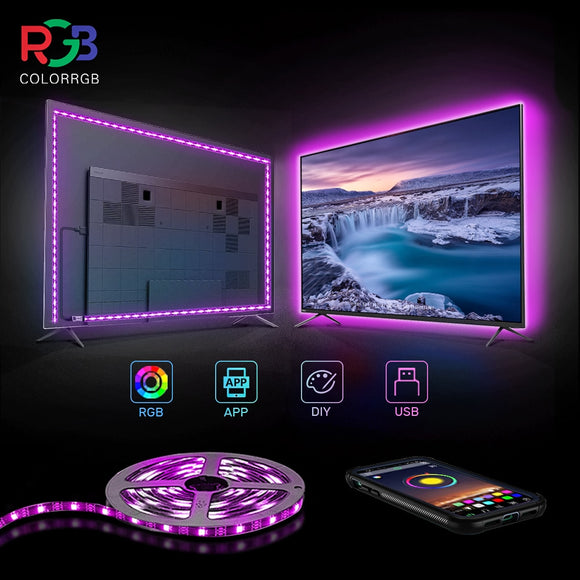 USB Powered LED TV backlight