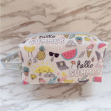 Waterproof Jelly Cosmetic Bag