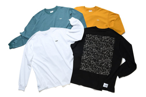 [LST-020] LOGO GRAPHIC LONG SLEEVE T-SHIRT