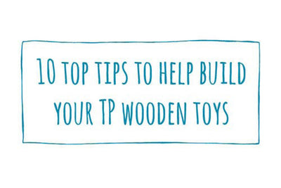 10 Top Tops to Help Build Your TP Wooden Toys!