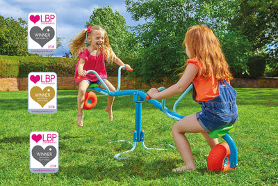 TP Spiro Spin Seesaw wins big at the Loved by Parents Awards