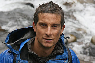 Bear Grylls calls for outdoor activities for youngsters