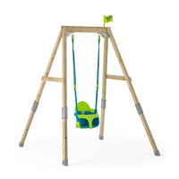 TP Forest Acorn Growable Swing Set with Quadpod - FSC<sup>®</sup>