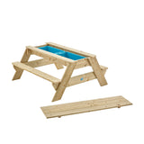 TP Deluxe Wooden Picnic Table Sandpit - FSC<sup>®</sup>