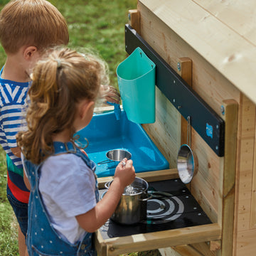 TP Toys Deluxe Mud Kitchen Playhouse Accessory