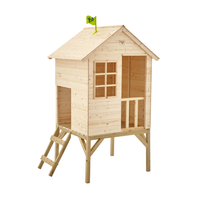 TP Sunnyside Wooden Tower Playhouse-FSC<sup>®</sup>