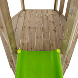TP Castlewood Beeston Wooden Swing Set & Slide-FSC<sup>®</sup>