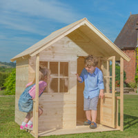 TP Forest Cabin Wooden Playhouse - FSC<sup>®</sup>