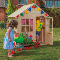 TP Hideaway Wooden Playhouse-FSC<sup>®</sup>