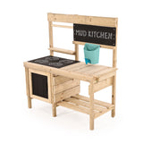 TP Muddy Madness Wooden Mud Kitchen