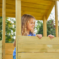 TP Treehouse Wooden Play Tower - Builder