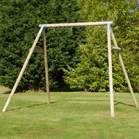 TP Double Knightswood Swing Frame - Builder - FSC<sup>®</sup>