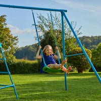 TP Explorer Metal Climbing Frame and Swing