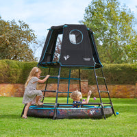 TP Explorer Metal Climbing Frame Black Edition