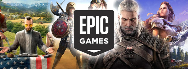 15 Top Spiele kostenlos bei Epic Games sichern! Far Cry 5, Horizon Zero Dawn und Monster Hunter World