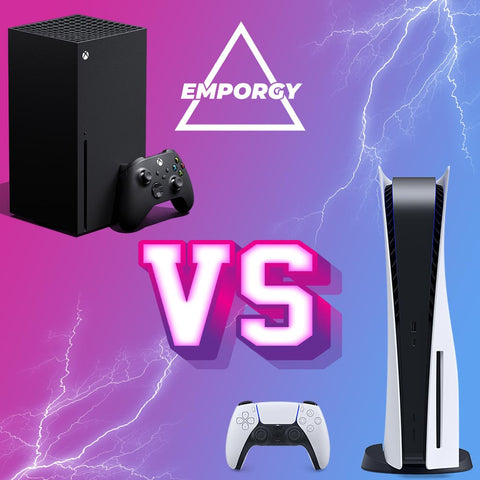 Playstation 5 Versus Xbox Series X