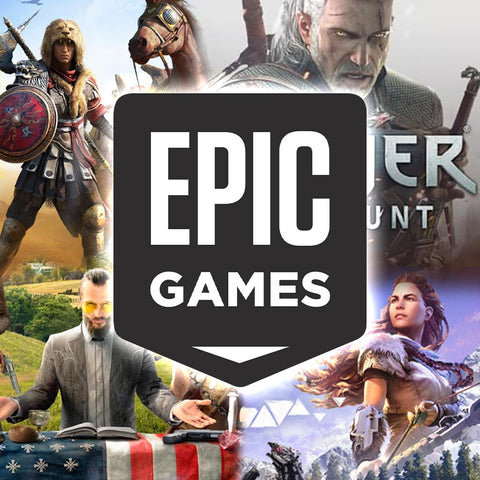 15 Free Games from Epic Games