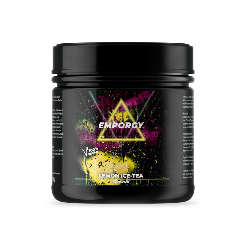 Emporgy Lemon Ice-Tea flavour 380g