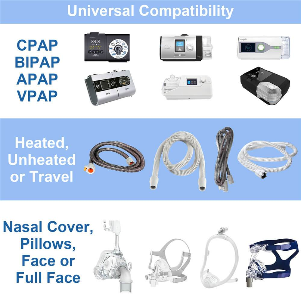 Clyn CZ001 compatible with all CPAP/BIPAP machine