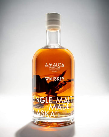 BATCH #2 FLAGSHIP SINGLE MALT WHISKEY