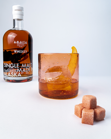 Old Fashioned Cocktail Cubes