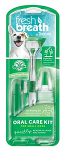 TropiClean Fresh Breath Oral Care Kit (Lg)