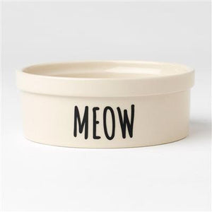 Meow Urban Pet Bowl
